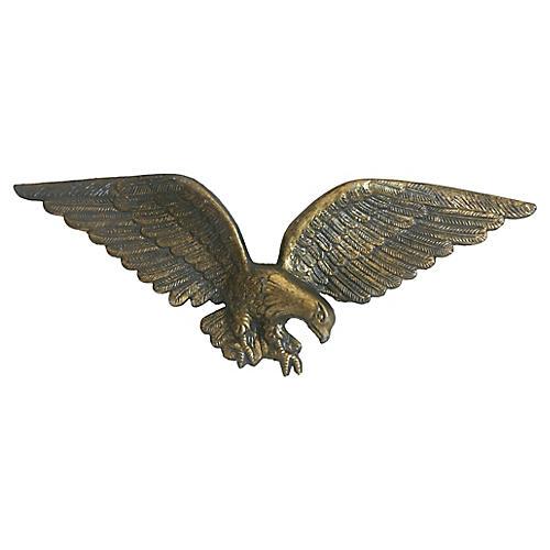 Eagle Wall Pediment