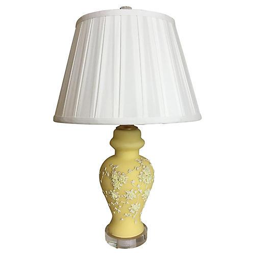 Moriage Lamp & Shade