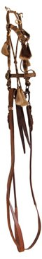 Antique Woven Horsehair Headstall