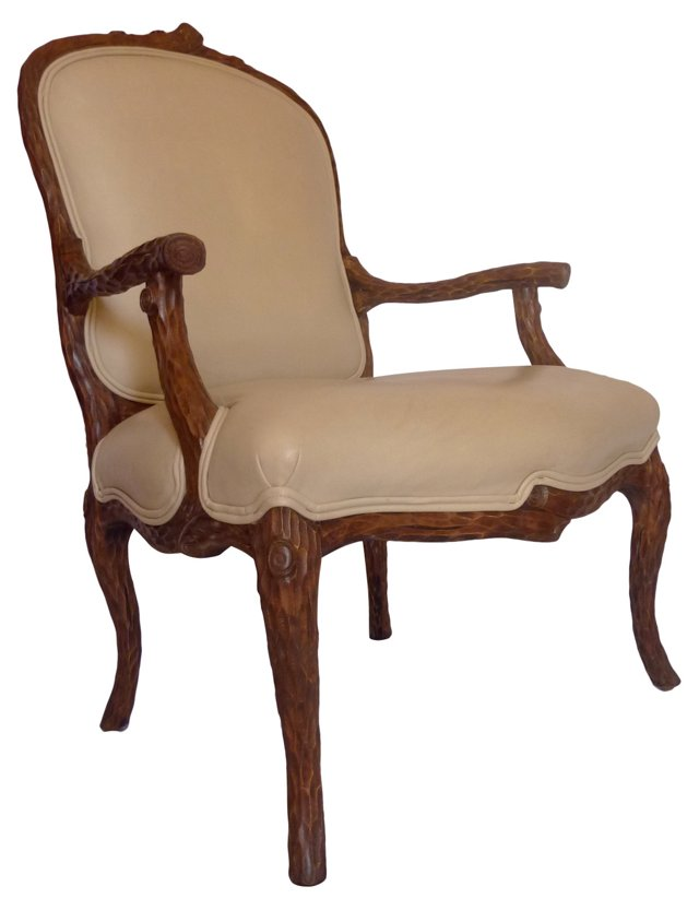 Louis XV-Style Chair