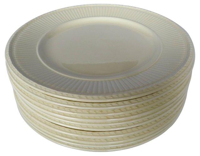Wedgwood Salad Plates, S/10