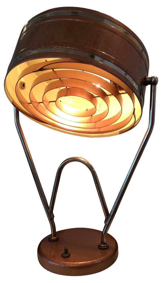Atomic Age Desk Lamp