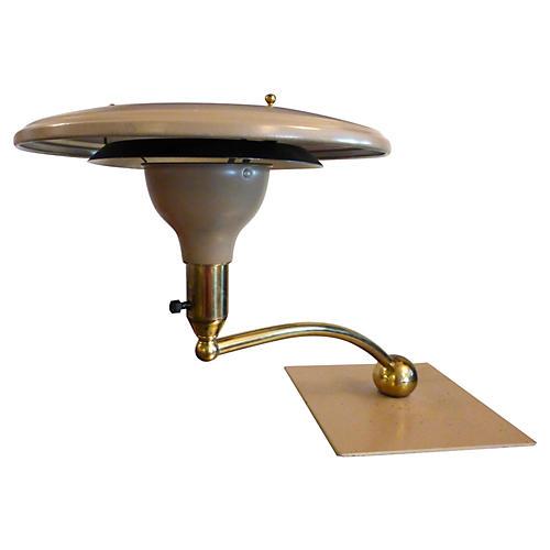 Wheeler Desk Lamp