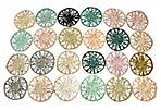 Fiberglass Wall Decoration Circles