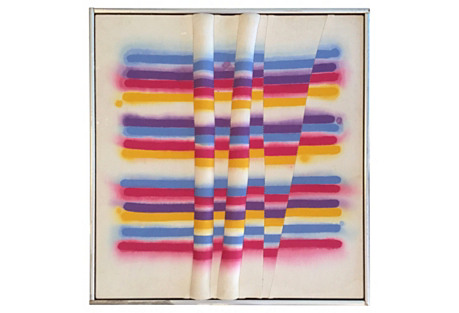 Fabric Art, 1970