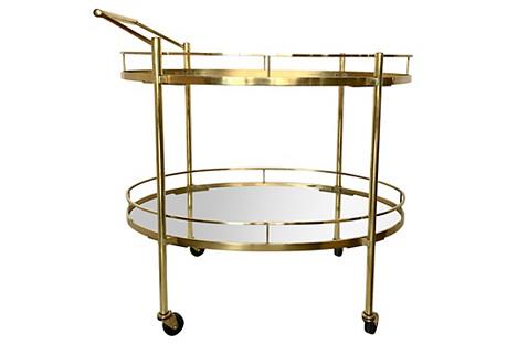 Maxwell Phillips Bar Cart