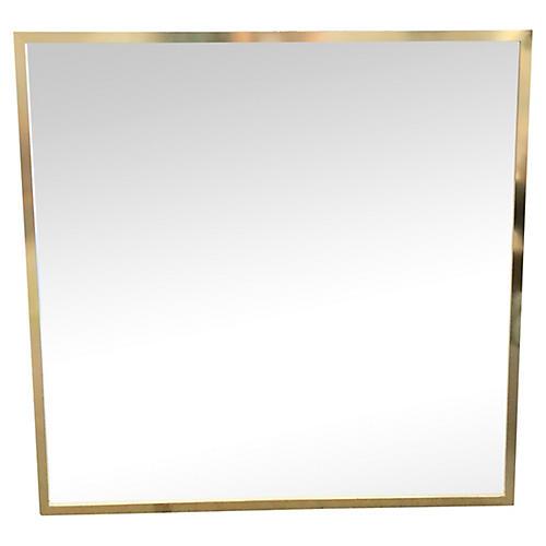 Square Mirror by Dalvera