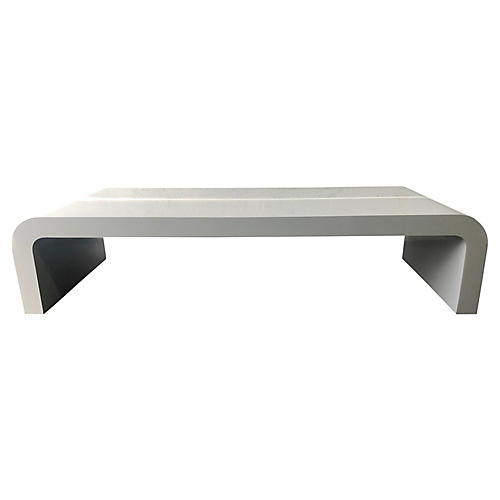 Large Pierre Cardin Style Coffee Table