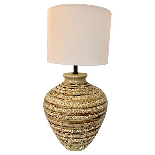 Raymor-Style Table Lamp