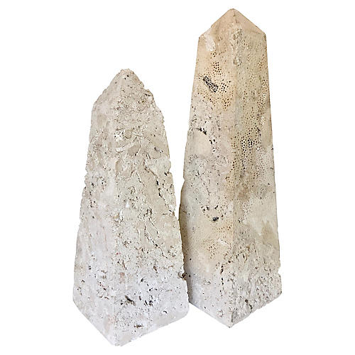 Coral Rock Obelisks, S/2