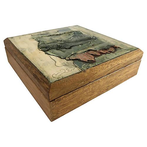 Brutalist Box
