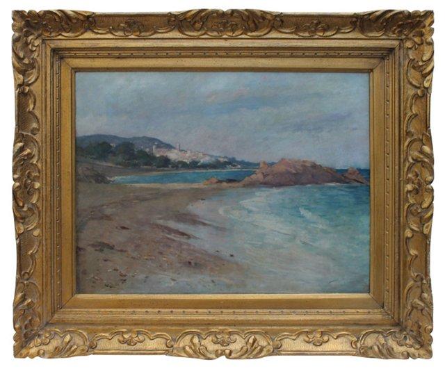 Capri by C.A. Lenoir