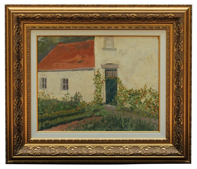 In the Garden by K. Goodall