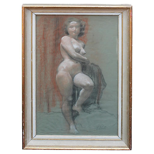 Nude by L. Preston