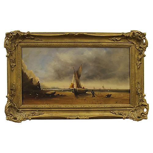 Fisherfolk by George Knight