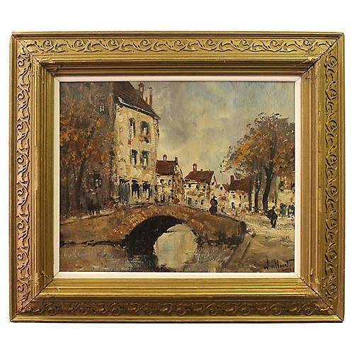 European Bridge by W. Noort