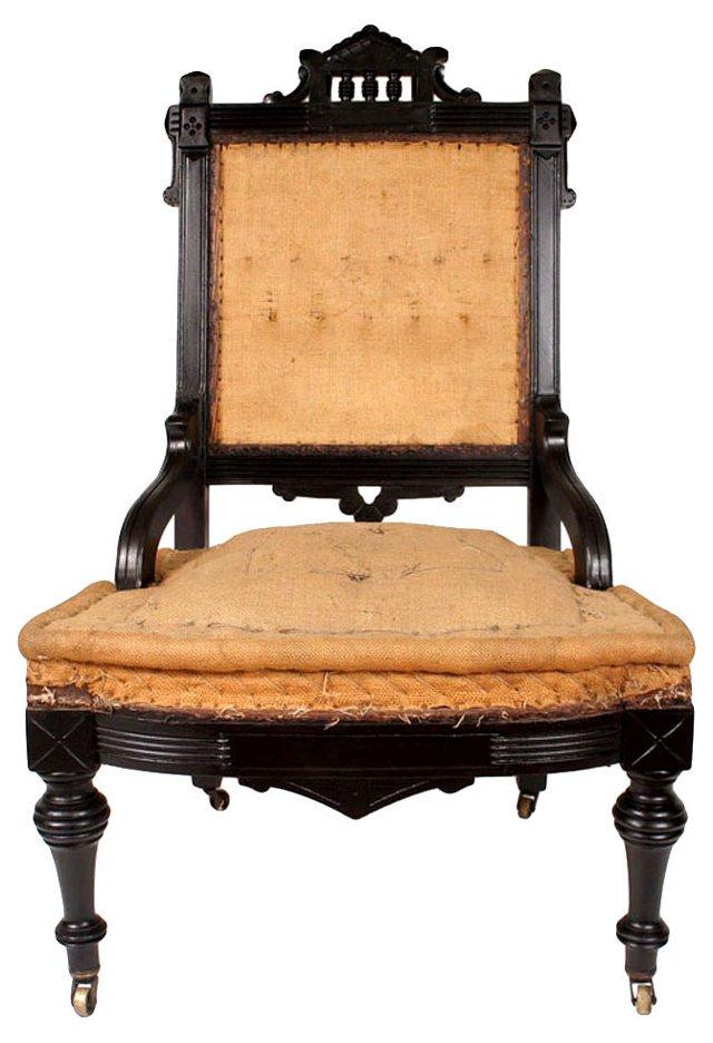 Renaissance Revival Side Chair