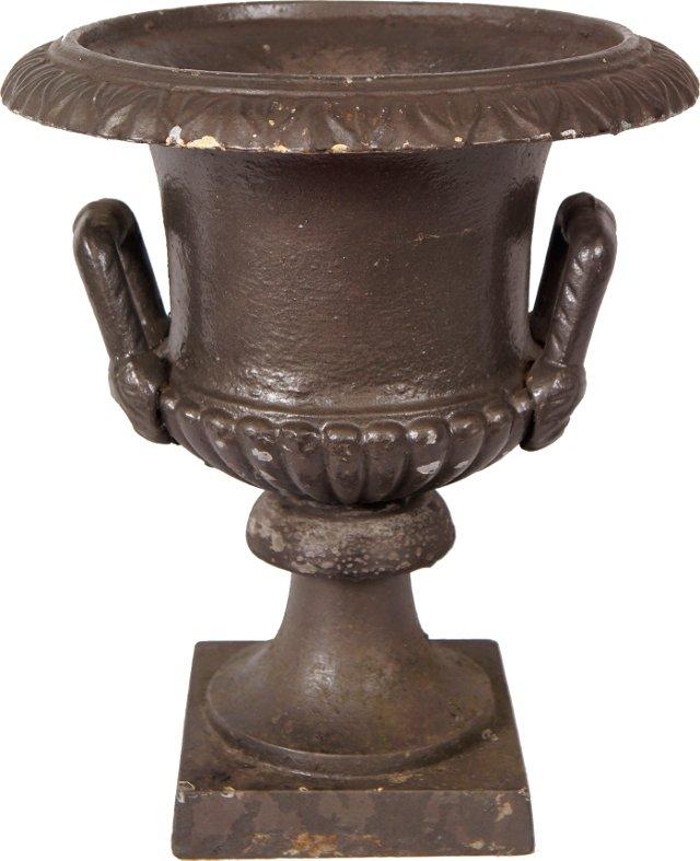 Iron Garden Urn