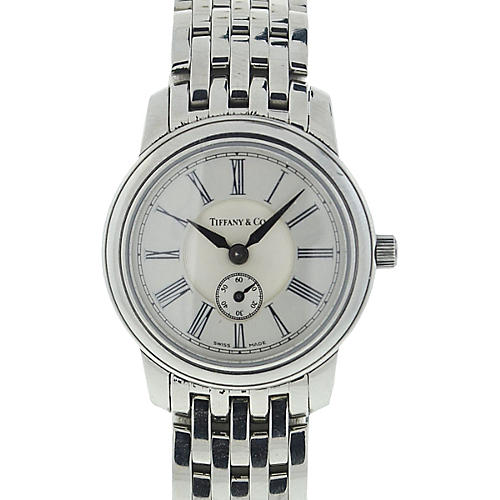 Tiffany & Co. Resonator Ladies Watch