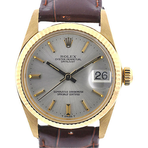 Rolex 6827 Datejust 31mm Watch
