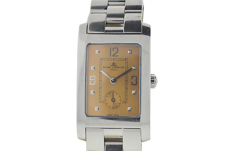 Baume & Mercier Hampton Quartz Watch