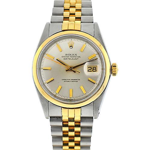 Rolex Datejust 1601 Jubilee Watch