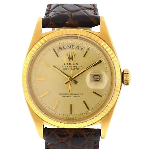 Rolex 1803 Non-Quick Watch Head