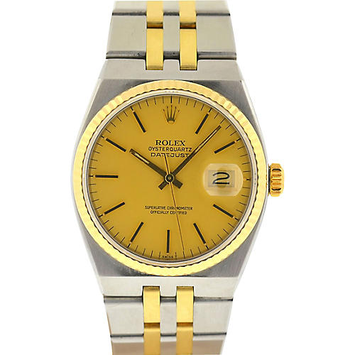 Rolex 17013 Oysterquartz Men's Watch