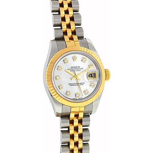 Rolex 179173 Mother-of-Pearl Watch
