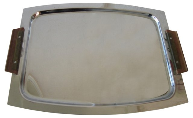 Midcentury Serving Tray