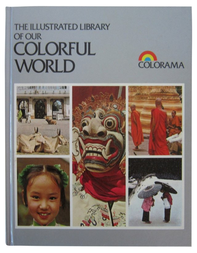 Colorful World: Asia