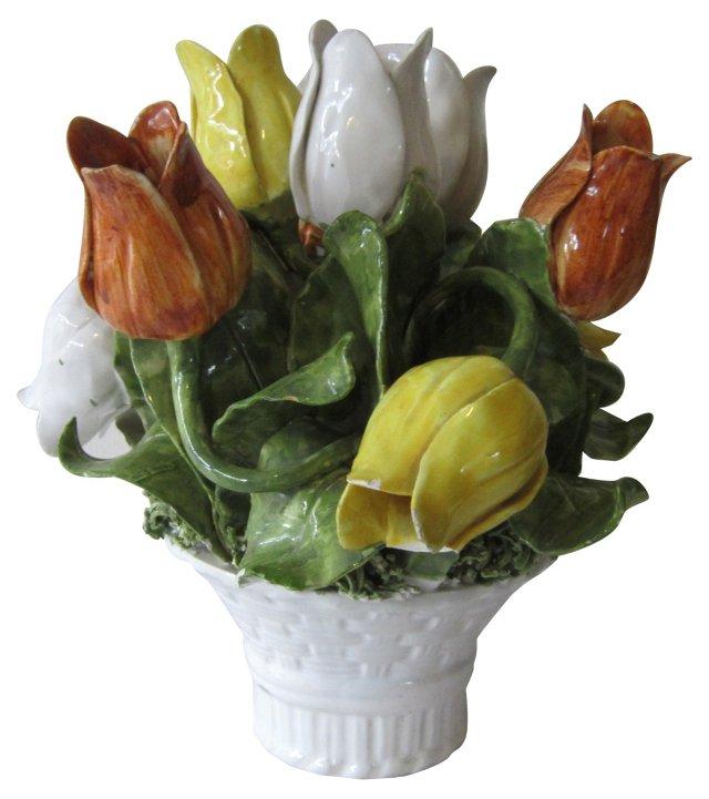 Italian Tulip Bouquet