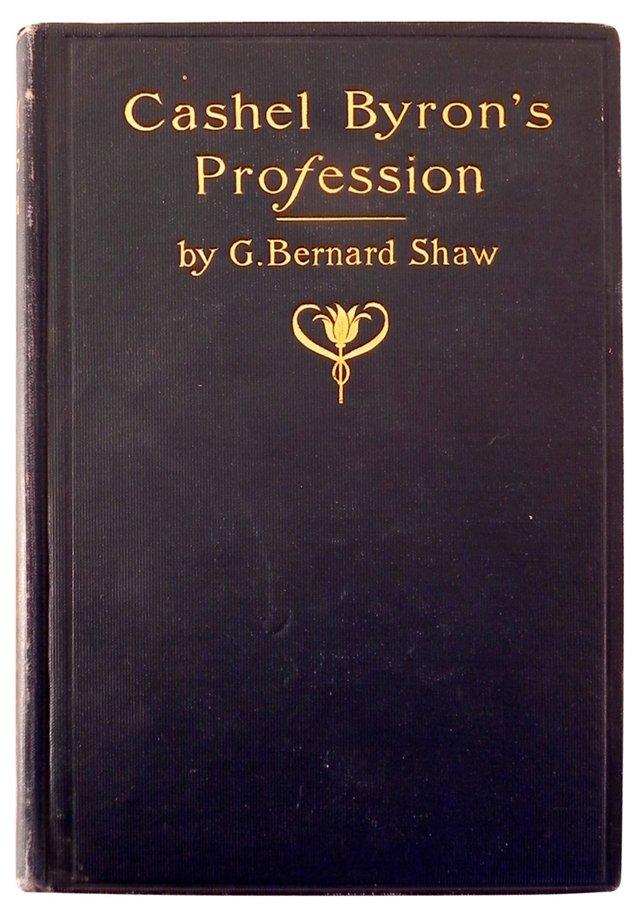 Cashel Byron's Profession, 1904