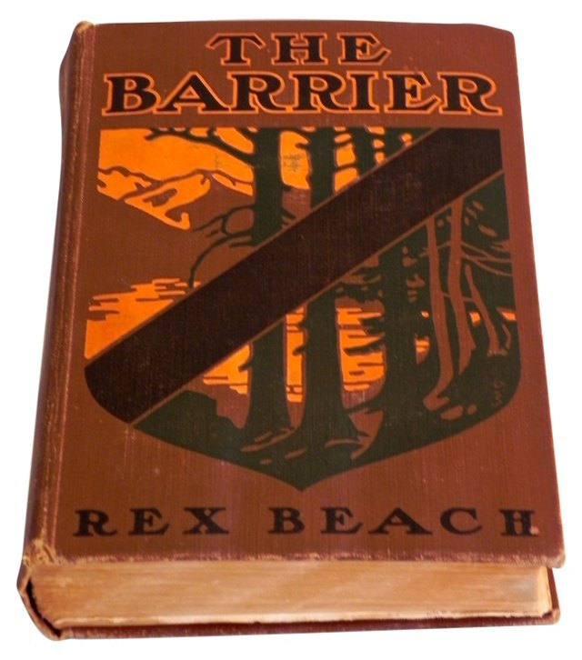 The Barrier, 1st Ed