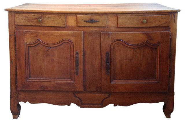 19th-C.   French Cherry Buffet