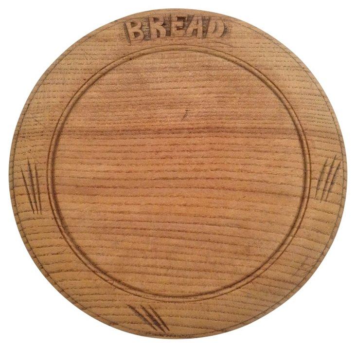 Carved    Breadboard