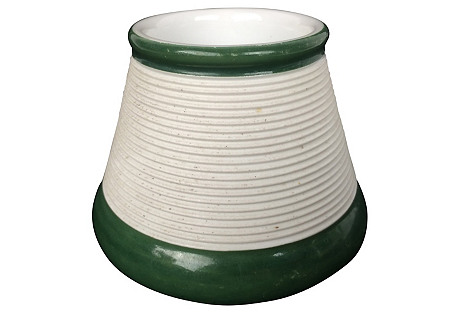 French Ceramic Match Striker