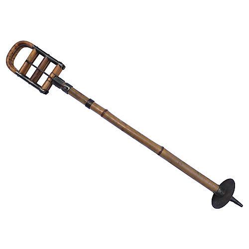 English Bamboo Shooting Stick