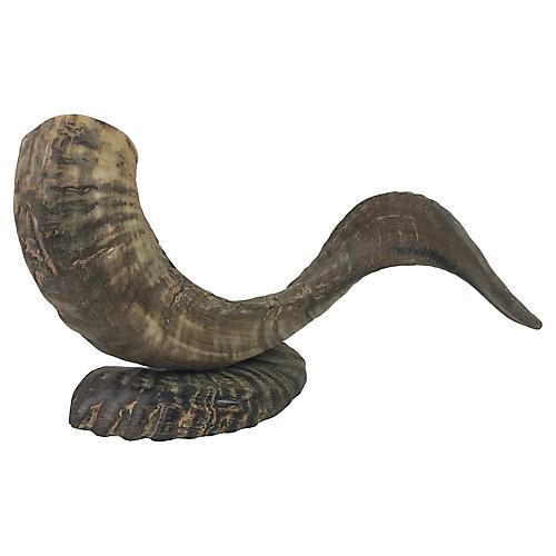 French Horn Vase