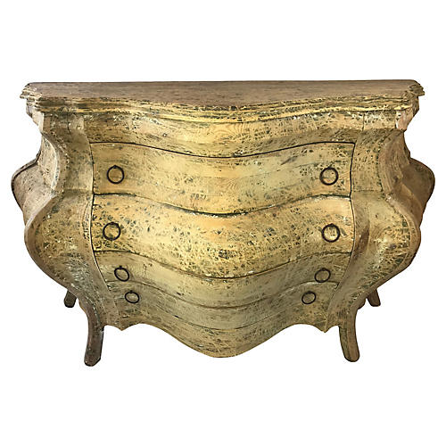 French Bombé Commode