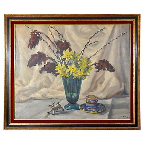 Still Life of Daffodils