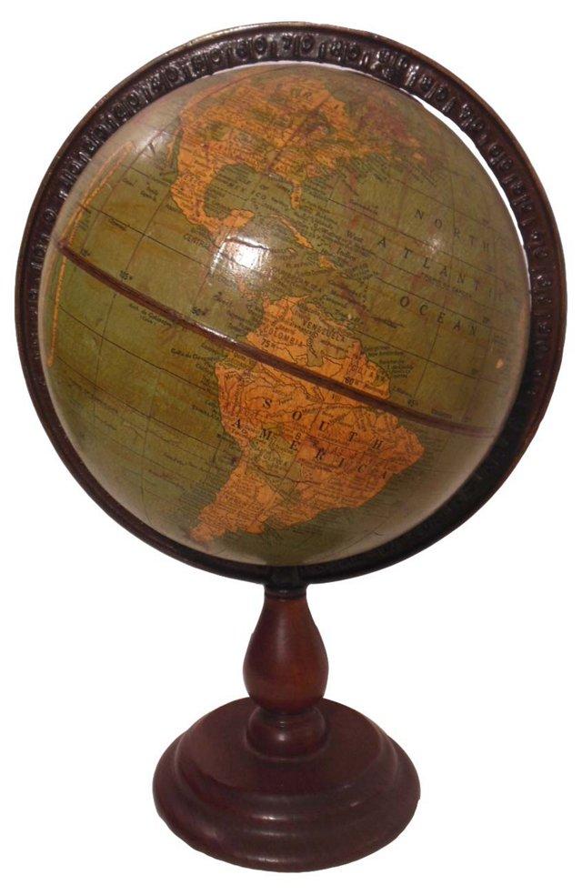 Terrestrial Globe, C. 1940