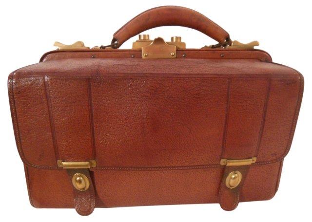 English Gladstone Bag
