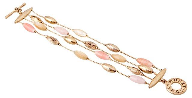 Monet Four-Strand Bracelet
