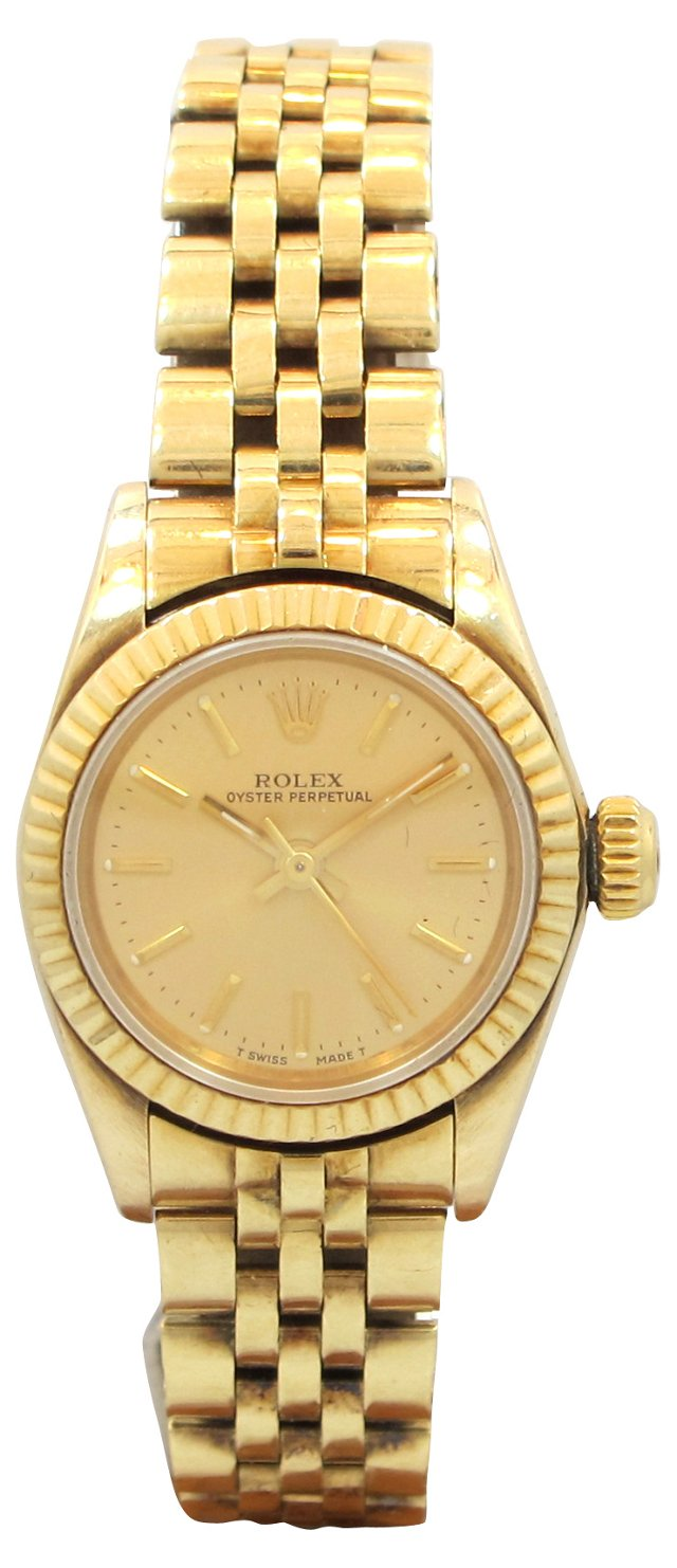 Rolex Oyster Perpetual, 1987