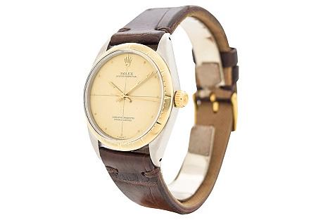 Rolex Zephyr Ref. 1008 Watch, 1965