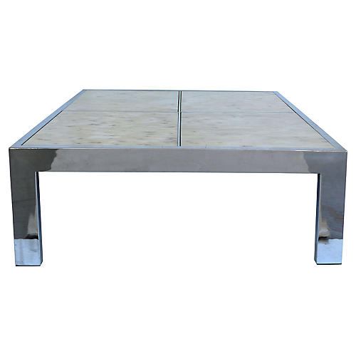 Leon Rosen Pace Collection Coffee Table