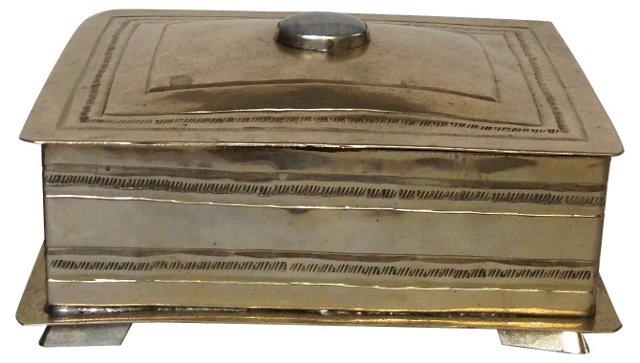 Silverplate Box