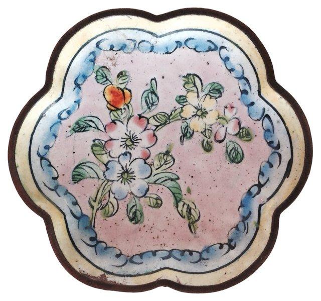 Chinese Ring Dish