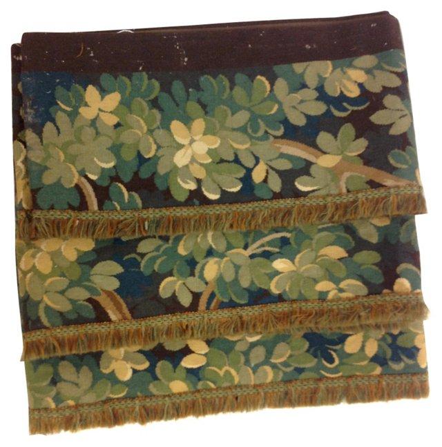 Belgian Verdure Tapestries, S/3